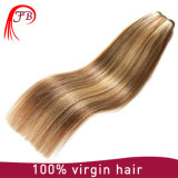2016 Top Selling Double Drawn Remy Silky Straight Keratin Hair