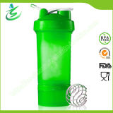 450ml Fit Gym Blender Shaker Bottle with Storage