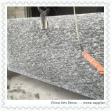 Spray Wave White Granite Slab for Countertop