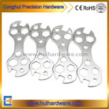 5-17mm Flat Ten in One Bicycle Repair Tools Spanner Wrench