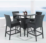 Factory Wholesale Price to Wicker Porch Chairs and Table Furniture