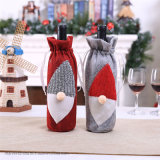 New Year Party Supplies Wine Bottle Cover Christmas Home Decoration