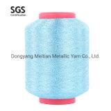 Mh Type Metallic Yarn Silver Gold Dyed Washing Resistant