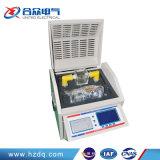 100 Kv Bdv Insulation Oil Tester/ Power Transformer Oil Dielectric Strength Testing Machine Best Price