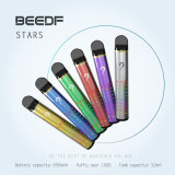 Wholesale Prefill Vape Pod Disposable Ecigs Beedf Star Mini E Cigarette