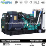 Diesel Generator with Volvo Engine, Industrial Genset From 100kVA to 715kVA