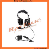 Aviation Anr Headset with Metal Boom for Microphone Placement (PH-100C)