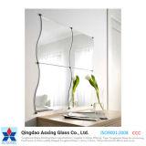 Color/Tinted Float Silver/Aluminium Mirror for Bathroom/Wall