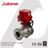 Ex Explosion Proof Flange Ball Valve