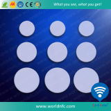 PVC RFID 13.56MHz Contactless 144byte Smart Coin Card