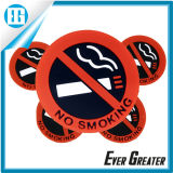 Customized Waterproof No Smoking Sticker for Promotion