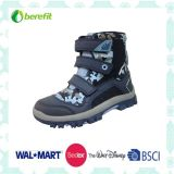 Children's Boots, PU Sole with TPR Sole, Hook & Loop