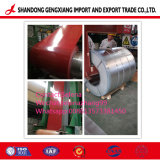 Coating Prepainted PPGI Color Coated Hot Dipped Galvanized Steel Coil