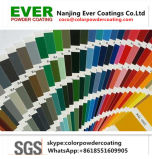 Made in China Epoxy Polyester Matt Low Light Powder Coating