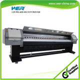 3.2m Outdoor Solvent Printer with 4 Heads (Polaris 512/35pl)