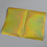 Laser Holographic Film for Flexible Packaging Gift Wrap Lamination