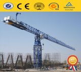 Site Best Price Manufacture One Station Service Flat Top Tower Crane