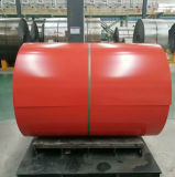 Prepainted Steel Coil Color Coated Galvalulme Steel Coil for Roofing Sheet