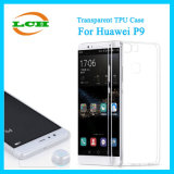 P9/P9 Plus Clear Transparent TPU Shockproof Case for Huawei P9