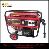 Cheap Price China Set for Household 4kw 4kVA LPG Generator