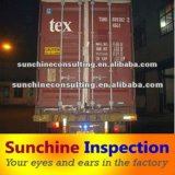 Container Check Container Supervision Loading Inspeciton Service