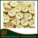 New Desin Fashion 2 Holes Wooden Button