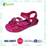 PVC Upper and Sole, Women′s Sandals