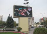 High Brightness P10 Outdoor Advertising Display with Cheap Cost