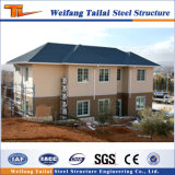Heat and Sound Insulation Construction Prefabricated House Villa