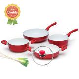 Ceramic Coating Cookware Set Aluminum Cookware Set