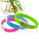 Custom Charft Rubber Silicone Wristband