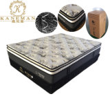 Wholesale Rolled Packing Mattress Euro Pillow Top Customized Bedroom Furniture in Box