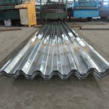 Hot Dipped Corrugated Galvanized Steel Sheet for Roofing