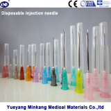 Medical Equipment Disposable Hypodermic Injection Needle for Syringe (ENK-HN-001)