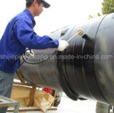 China PE Heat Shrink Wrapping Material for Oil Gas Steel Pipe