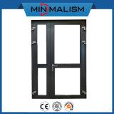 2.0mm Aluminium Swing Door Mother and Son for Office Casement
