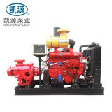 Firefighting Equipment System Fire Fighting Diesel Pump with Controller Panel