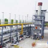 Gas Power Plant Waste Heat Recovery Boiler for Power Generation