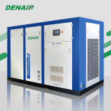 Industrial Remote Control Stationary Double Screw Air Compressor (ISO&CE)