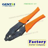 HS-35wf Ratchet Crimping Plier for Non-Insulated Terminals Lugs