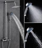 Bathroom Constant Temperature Sprinkler All-Copper Rain Quadrangle Top Shower
