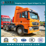 Sinotruk HOWO T5g 6X4 Tractor Truck with Good Quality and Competitive Price