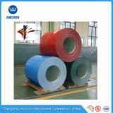 Galvalume / Zincalume / Aluzinc Coated Steel Sheet Coil for Boat/Construction/Decoration