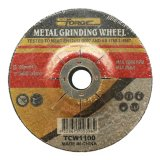 100*3*16mm Depressed Center Metal Abrasive Disc Grinding Wheel