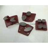 Diamond Grinding Plates for Concrete / Terrazzo Floor Grinding and Polishing