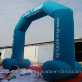 Advertising Promotional Inflatable Arch with Logo Print, Inflatable Archway / Finish Line / Start Entrance for Event Wedding