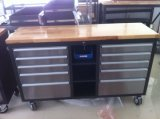 Hot Sale Rolling Stainless Steel Tool Cabinet
