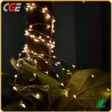 LED Fairy String Christmas Lights with White LED on Copper Wire Best Price