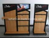 Double Side Sportware Display Rack for Slippers, sandals Socks and Garment Exhibitions