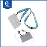 Wholesale Hot Sale High Quality Custom Cards Holder Lanyards